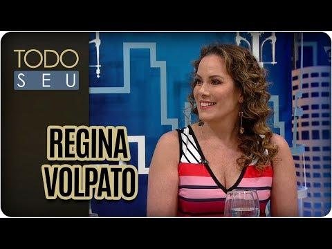 Regina Volpato - Todo Seu (28/08/17)