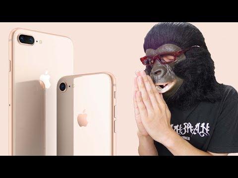 iPhone8を予約しようとしたらテンパりすぎて◯◯◯になった!【iPhone8 予約開始】