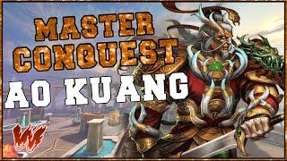 Ao Kuang, Cuando al fin te sale algo xD - Warchi - Smite Master Conquest S7