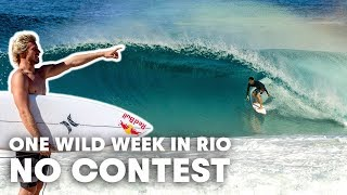 Rio Turns Up The Fun For The World's Best Surfers | No Contest Ep5