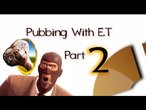 Pubbing With E.T: Part 2, The Spy Chronicles