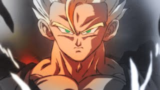WHAT IF GOHAN was in DRAGON BALL SUPER BROLY?