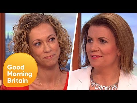 Are Blondes Taken Less Seriously in the Business World?   Good Morning Britain