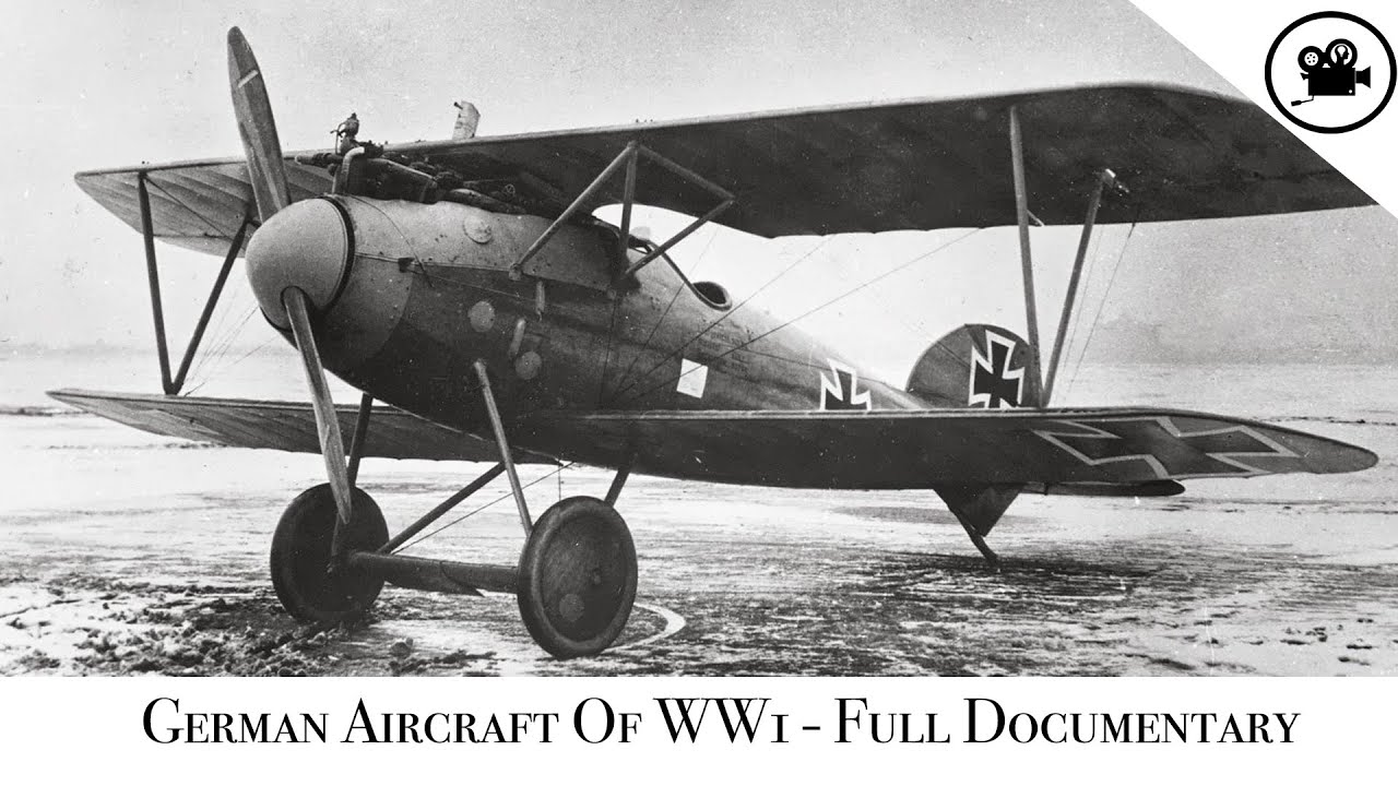 Download Fury And The Flames -  German Aircraft Of WW1 - Full Documentary