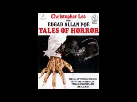 Christopher Lee reads Edgar Allan Poe  1: The Fall of House of Usher