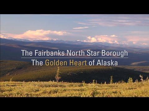 The Golden Heart of Alaska