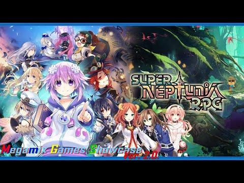 Megamix Games Showcase Ver. 2 Ep. 211 - Super Neptunia RPG (Steam) |