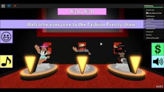 Fashion Frenzy Roblox !!!! - FaithDmazing