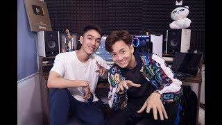 Masew tiết lộ tên ca khúc sắp phát hành của Ngô Kiến Huy