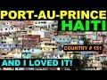 A Tourist's guide to Port-au-Prince, Haiti