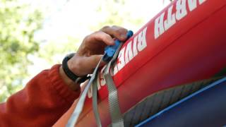 How To Secure Your Paddle Board To A Car Rack Using SUP Tie Down Straps