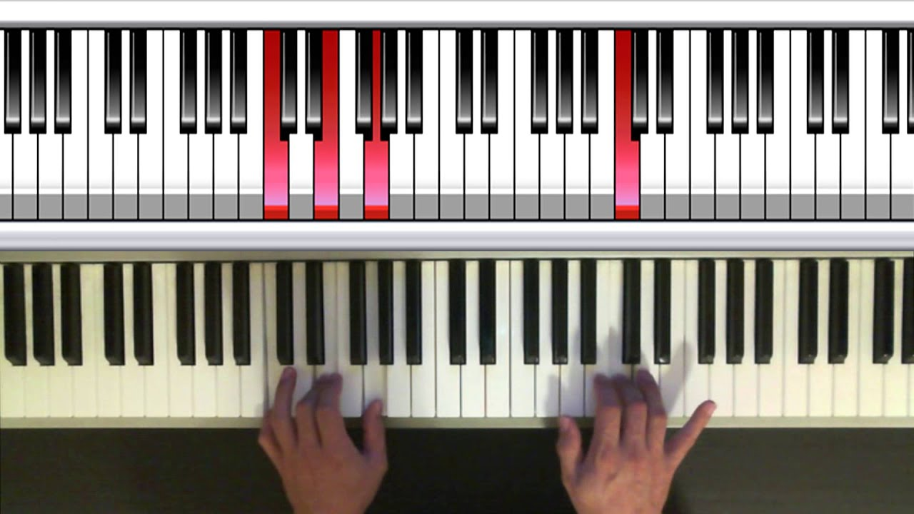 How to play happy birthday easy piano como tocar feliz cumpleaos how to play happy birthday easy piano como tocar feliz cumpleaos youtube hexwebz Images