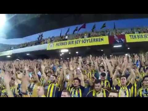 fenerbahce amazing supporters 4K video