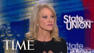 Kellyanne Conway Tells CNN That She Is A Victim Of Sexual Assault | TIME