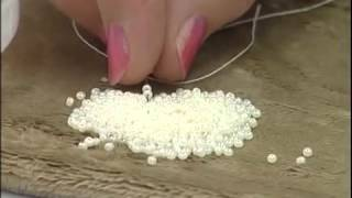Красивые браслеты из бисера для начинающих