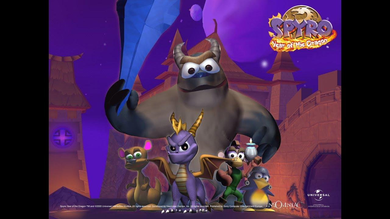 Descargar Spyro 3 Year Of The Dragon Español ePSXe (MEGA)