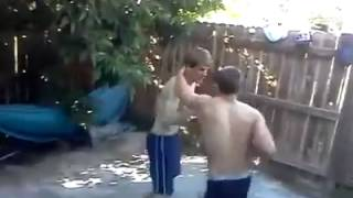 Crazy fist FIGHT !!
