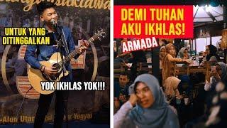 Download DEMI TUHAN AKU IKHLAS - ARMADA FT IFAN SEVENTEEN LIRIK BY TRI SUAKA -  PENDOPO LAWAS