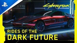 Cyberpunk 2077 - Riders of the Dark Future | PS4