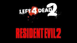 resident evil 2 l4d2 campaign trailer