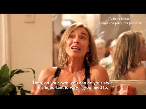 VANINA BILOUS Tengo una pregunta para vos (por Pepa Palazón) with ENGLISH subtitles.