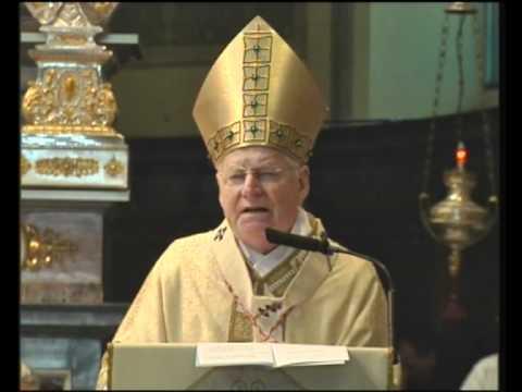l'Arcivescovo in visita a Guanzate - omelia