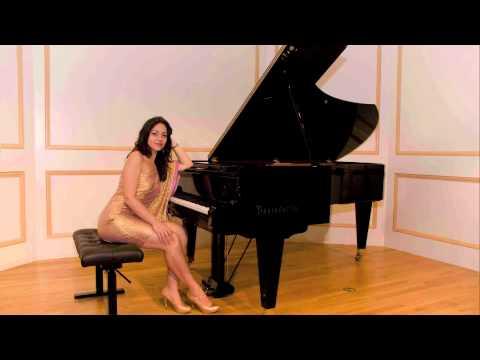 Karine´ Poghosyan plays Bach