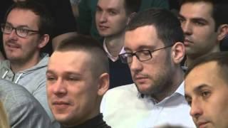 Мастер класс Владимира Тарасова на занятии Миллион за Сто  Бизнес Молодость