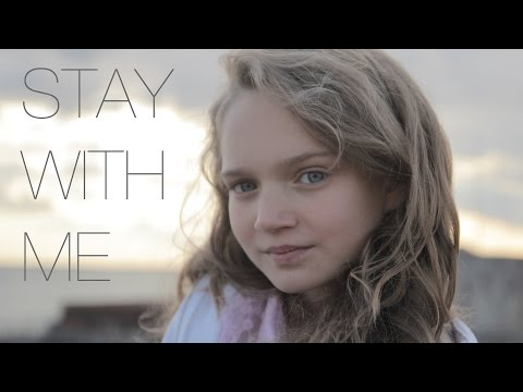 Sam Smith - Stay With Me - Cover by 11 Year Old Sapphire