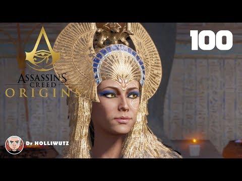 Fluch der Pharaonen #100 - Hohepriesterin Isidora [PS4]   Let's play Assassin's Creed Origins