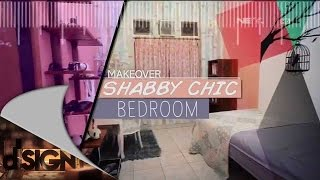 Makeover - Shabby Chic Bedroom Part 3 - D'sign