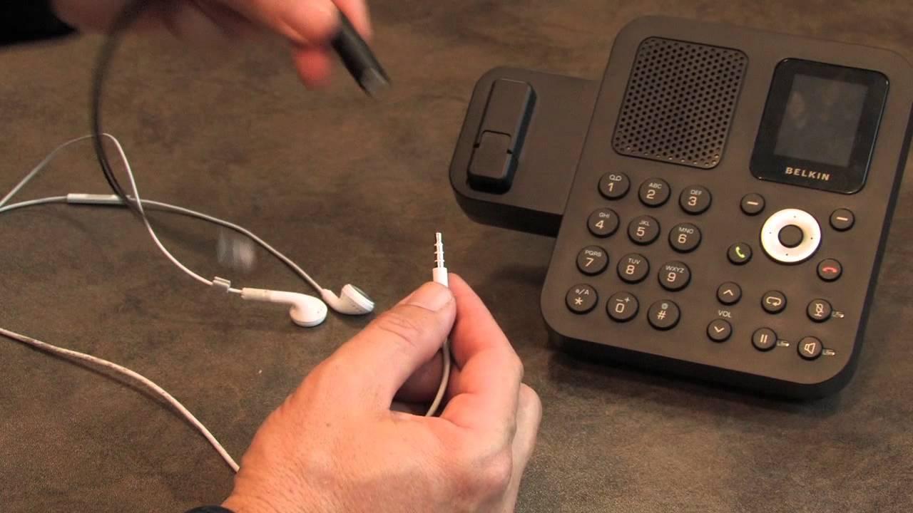 phone headset wiring diagram [ 1280 x 720 Pixel ]