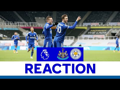 'A Terrific Away Performance' - James Maddison | Newcastle United 1 Leicester City 2