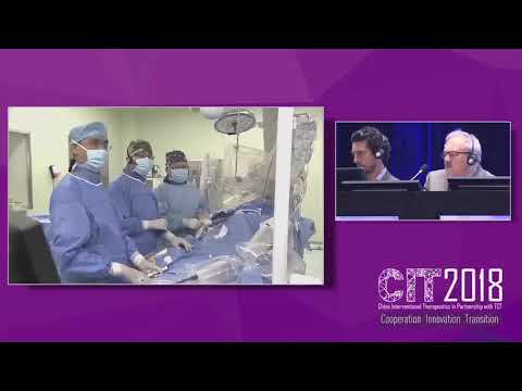 Lifetech IBS   First in Man and CIT live case 2018