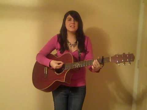 SNL Monologue Song (LaLaLa) Taylor Swift cover by Brie Goldsobel