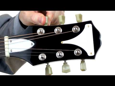 The Epiphone PRO-1 Demonstration by Bryan Aspey from YouTube · Duration:  7 minutes 32 seconds