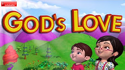 God's Love Is So Wonderful - Nursery Rhymes