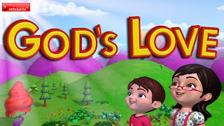 God's Love Is So Wonderful - Nursery Rhymes thumbnail
