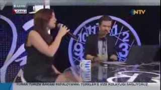Repeat youtube video Merve Özbey Ft Erdem Kınay Helal Ettim (NTV Gece Gündüz)