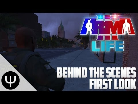 ARMA 3: Life Mod — Behind Scenes First Look!