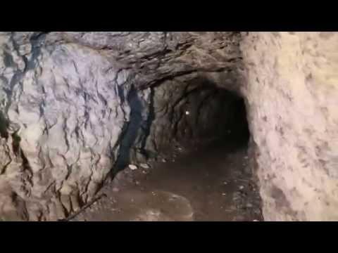 Пещера вечной мерзлоты г. Железноводск