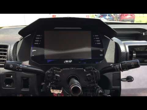 DDPR Overview Of AIM Sport MXG Dash On Tucker's Time Attack Spyder