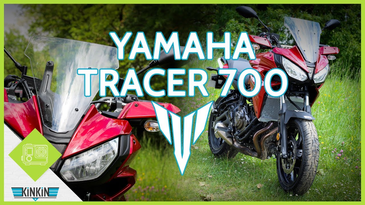 essai moto yamaha tracer 700 a2 2017 youtube. Black Bedroom Furniture Sets. Home Design Ideas