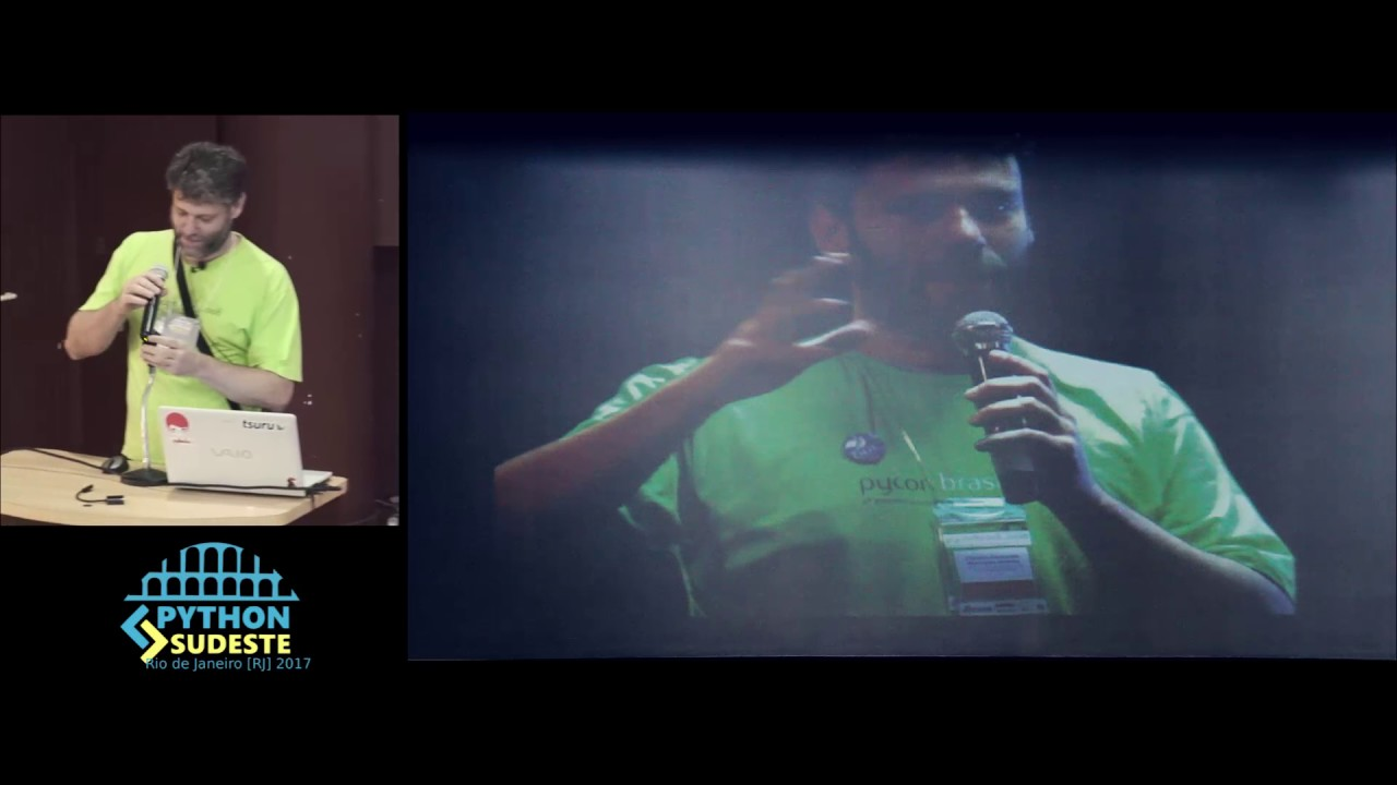 Image from Keynote: Cláudio Berrondo