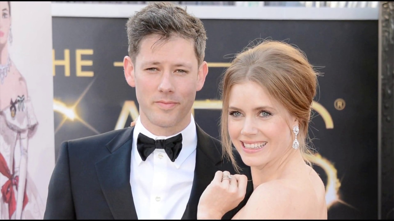 Amy Adams and her husb...