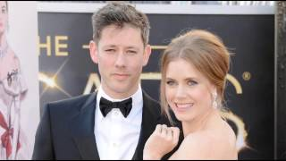Amy Adams and her husband Darren Le Gallo