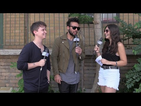 Interview with Nothing But Thieves