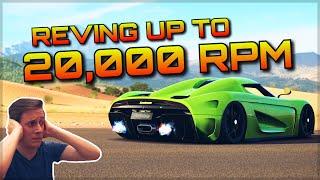 Modifying Car Sounds...to the Extreme | Forza Horizon 3 Dev Mods | Forza Science