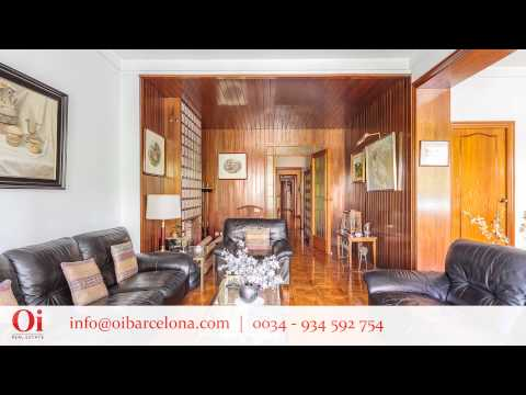 Apartment For Sale -- Sarrià-Sant Gervasi. Oi Real Estate Barcelona