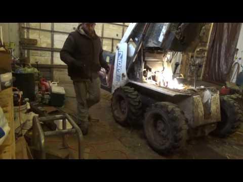 Bobcat the fix - Fuel tank pick up tube